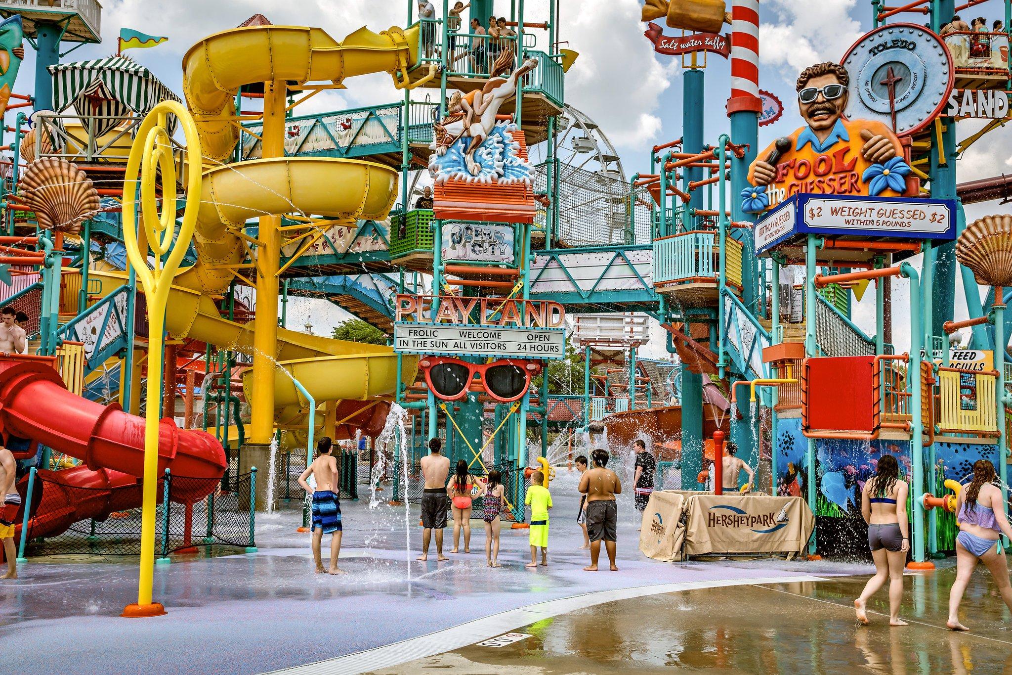 Dog Friendly Amusement Park Pa