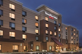 TownePlace Suites Harrisburg PA Exterior Mechanicsburg