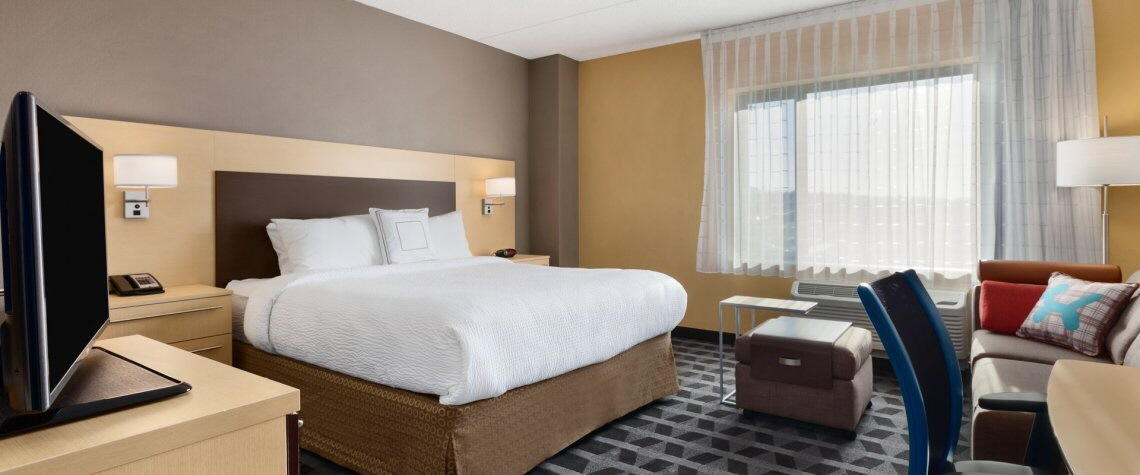 King Suites at TownePlace Suites in Harrisburg PA Hotels