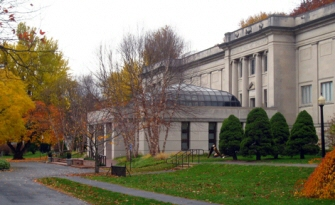 The Reading Public Museum, in West Reading, Pennsylvania, has displays featuring science and civilizations, a planetarium and a 25-acre arboretum. It also offers educational programs for families, adults and children.