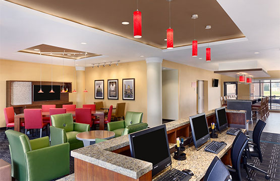 Corporate Travel Extended Stay Hotel in Mechanicsburg PA with Business Center