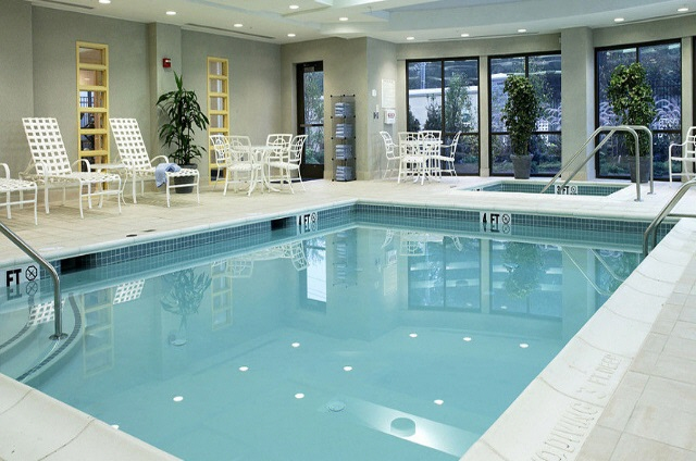Our indoor swimming pool and hot tub will keep you energized and relaxed after a long day of fun.