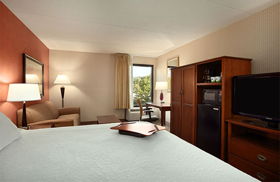 Hampton Inn York PA Hotels King Rooms Extended Stay