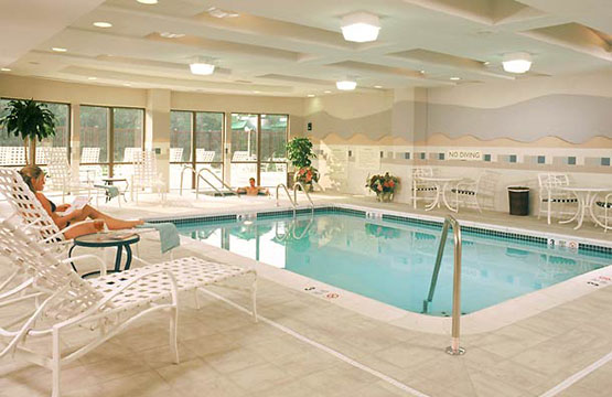 Hotels with Indoor Pool and Spa in Middletown NY Courtyard by Marriott