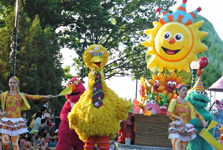 Sesame Place contains a variety of rides, shows, and water attractions suited to young children