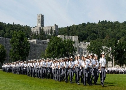 West Point Academy Graduation Practice March