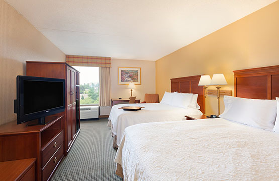 Hotels Lancaster PA Hampton Inn Double Queen Rooms