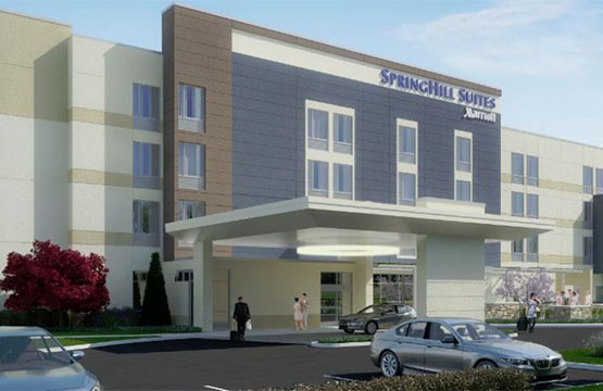 Mount Laurel NJ Springhill Suites Opening Fall 2016