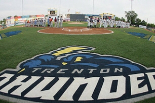 The Trenton Thunder is an American Minor League Baseball team based in Trenton, New Jersey, that is the Double-A affiliate of the New York Yankees.