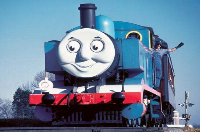 A Day Out With Thomas is a family event that offers children and their grownups the opportunity to ride with classic storybook friend Thomas the Tank Engine at heritage railroads nationwide.