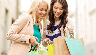 Lancaster Outlets Shopping Packages