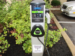 Courtyard by Marriott-Lancaster EV Charging Station
