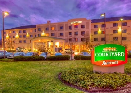 The Most Relaxing Place To Stay In Middletown New York Is Our Modern And Luxurious Courtyard