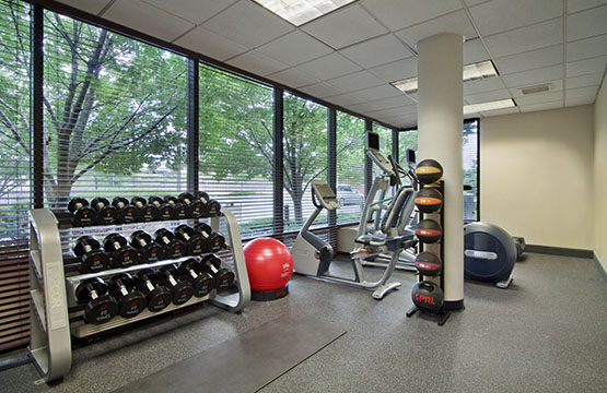 Hotels Middletown NY Hampton Inn Fitness Center