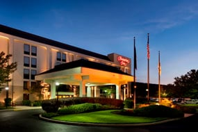 Hampton Inn Hotels York Pa Exterior