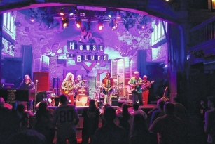 Live At The Fillmore to bring authentic Allman Brothers music to F.M. Kirby Center in Wilkes-Barre.