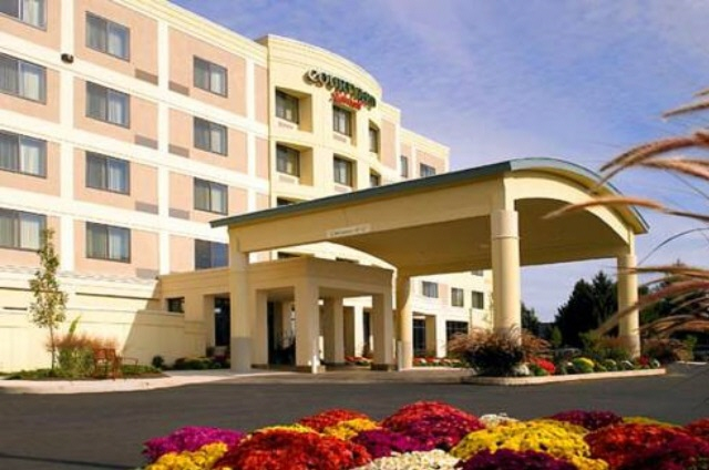 Courtyard Marriott Hotel Lancaster PA