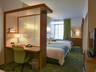 SpringHill Suites - Ewing Wendy Perrin Conde Nast Blog