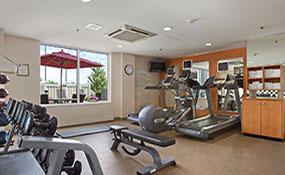 Hilton Garden Inn Hotels Wilkes Barre PA Fitness Center
