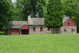 At the Daniel Boone Homestead (DBH), visitors can step back in time and explore 8 historic 18th-and 19th-century structures.